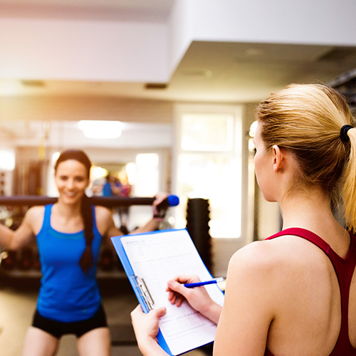 Fitness, Trainer, persönlich, Coaching, betreut
